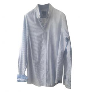 Hackett Grey Striped Shirt