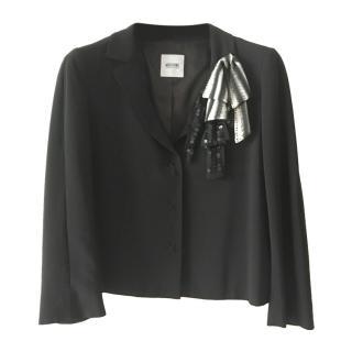 Moschino Cheap & Chic Short Embellished Jacket