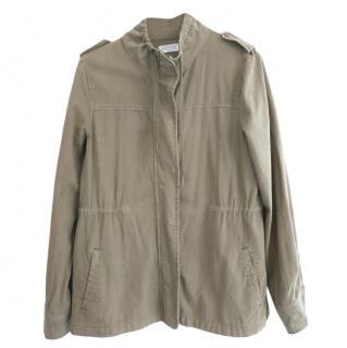 Velvet Graham & Spencer Khaki Jacket