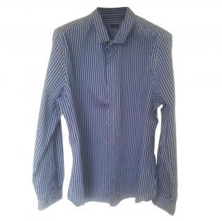 PS Paul Smith Men's Striped Shirt