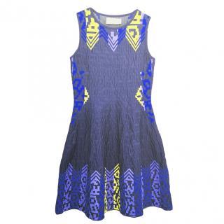 Peter Pilotto aztec print dress