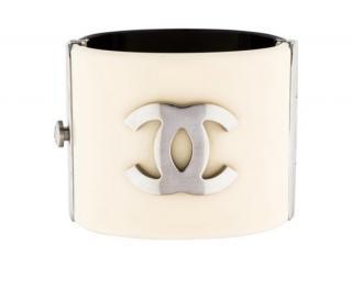 Chanel Resin CC Cuff