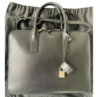Saint Laurent Leather Museum Bag