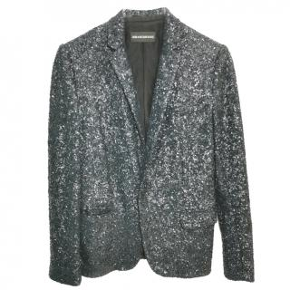 Zadig & Voltaire Deluxe Sequin Embroidered Jacket