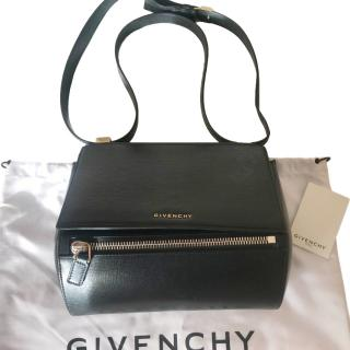 Givenchy Pandora medium leather box bag