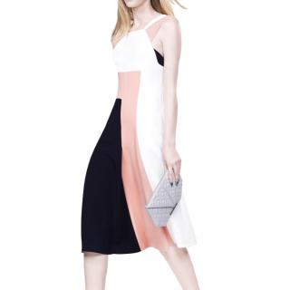 Roland Mouret sleeveless colour-block dress