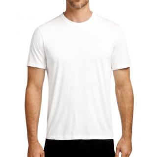 James Perse Classic White T-shirt