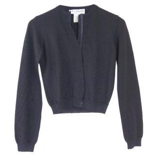 Dolce & Gabbana wool bomber jacket