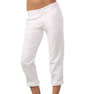 Current/Elliott Off White Pants