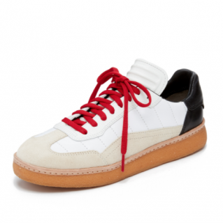 Alexander Wang Eden Lace Up Sneakers