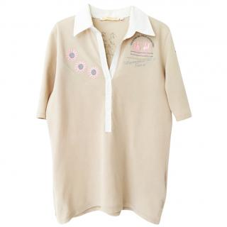 La Martina embroidered polo shirt