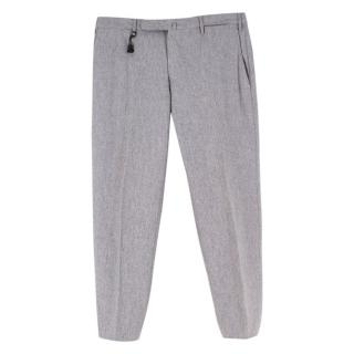 Incotex Super 100's Grey Super Suit Trousers