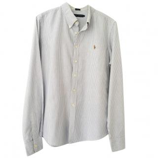 Ralph Lauren striped oxford shirt