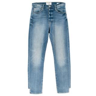 Frame Denim 'Le Original' Blue-washed Jeans