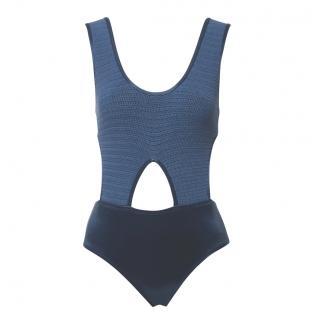 Lisa Maree Crochet & Lycra Juxtapose Swimsuit