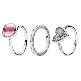 Pandora multi-ring set