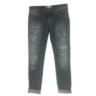 Faith Connexion distressed jeans