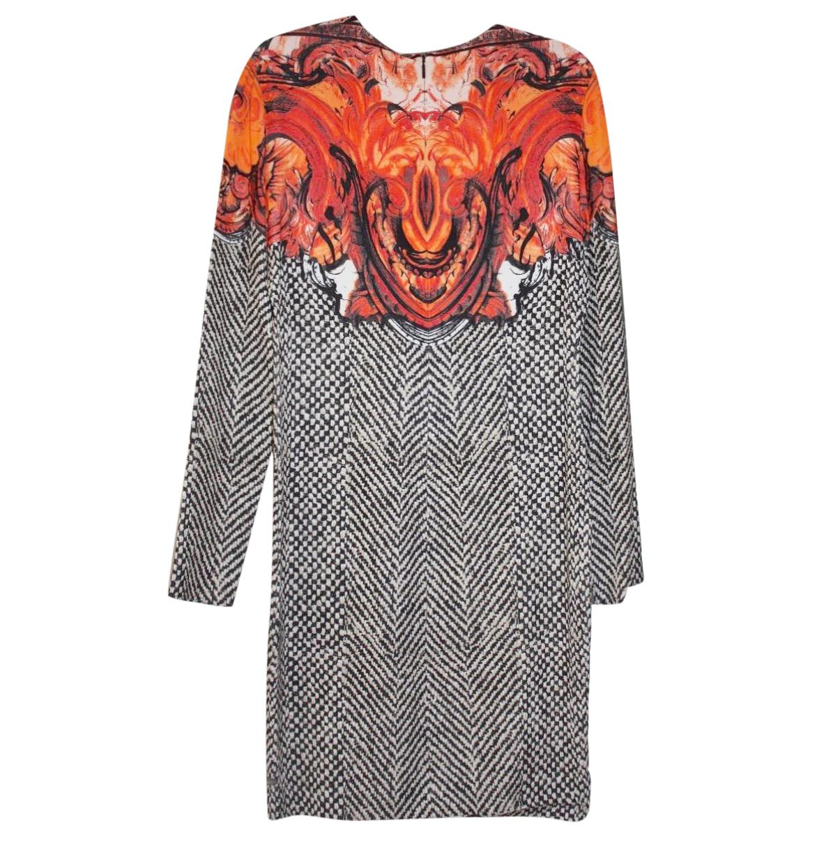 Roberto Cavalli Firebird Collection Dress
