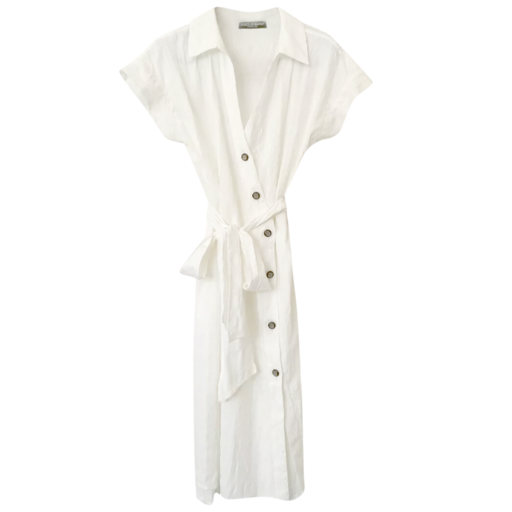 Dolce & Gabbana cotton shirt dress