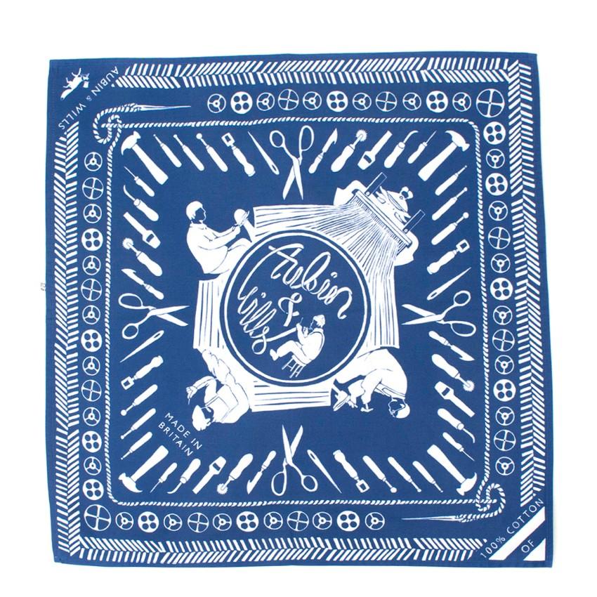 Aubin & Wills Aldridge Limited Edition Handkerchief