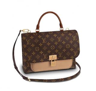 Louis Vuitton Monogram Marignan Bag  in Sesame - New Season