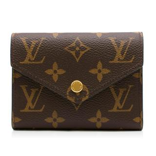 Louis Vuitton Monogram Victorine Wallet in Monogram