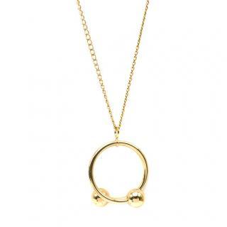 JW Anderson Pierce Pendant Necklace