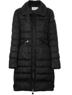 Moncler Black Padded Jacket