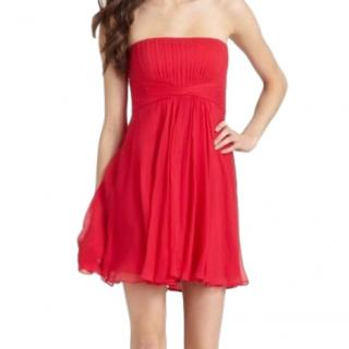 BCBG Max Azria Duran Silk Dress