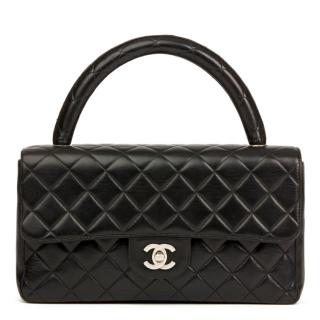 Chanel Vintage Medium Classic Kelly Quilted Leather Flap Bag