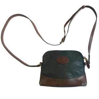 Mulberry Vintage Black Small Messenger Bag