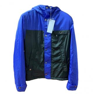 John Richmond Blue shell Jacket