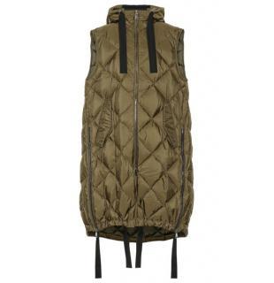 Moncler 1952 Belmopan sleeveless down vest