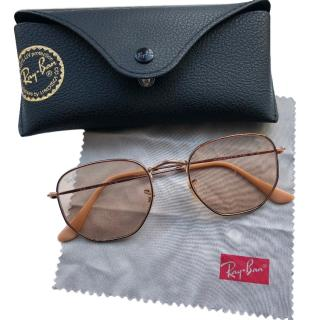 Ray-Ban hexagonal-frame sunglasses