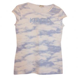 Kenzo Cloud Print Top