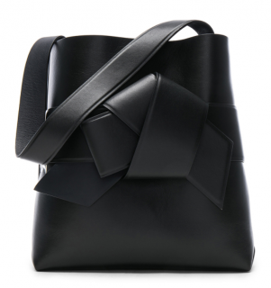 Acne Studios Musubi Shopper Bag in Black