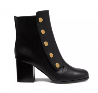 Mulberry Marylebone Mid Heel Booties