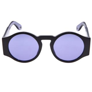 Givenchy round-frame acetate sunglasses
