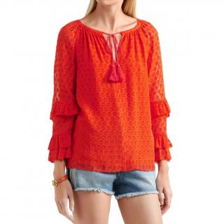 Tory Burch Madison Blouse