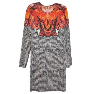Roberto Cavalli Firebird Collection Dress