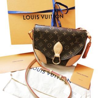 Louis Vuitton Monogram Saint Cloud Bag