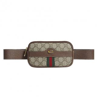Gucci Ophidia Mini GG Supreme Belt Bag
