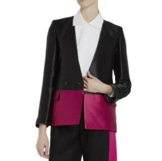 Eudon Choi Two-Tone Flaine Jacket