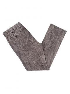Issey Miyake Men's Printed Trousers