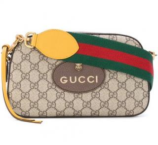 Gucci GG Supreme Shoulder Bag