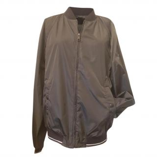 Prada Lightweight Technical Bomber Jacket