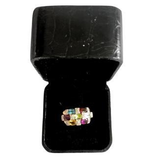 Bespoke semi-precious stone embellished ring