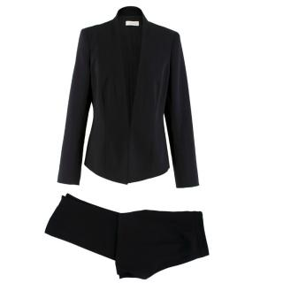 The Fold Black Classic Suit