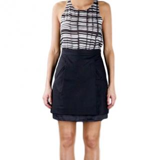 Acne Black Hayworth Mini Skirt