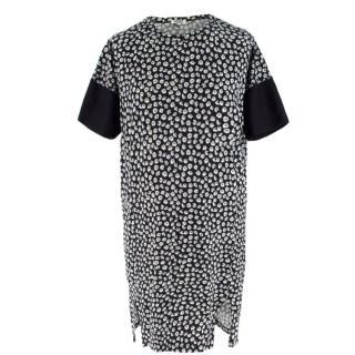Kenzo Daisy Print T-shirt Dress
